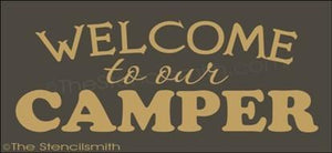 1841 - Welcome to our CAMPER