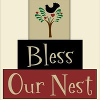 184 - Bless Our Nest - BLOCKS