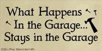 185 - What Happens In the Garage Stays