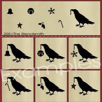 197 - Holiday Crows