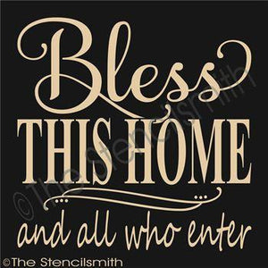 2031 - Bless this Home