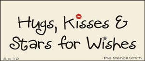 Hugs & Kisses, Stars for Wishes
