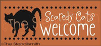 2167 - Scaredy Cats Welcome