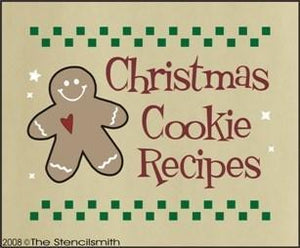 230 - Christmas Cookie Recipes