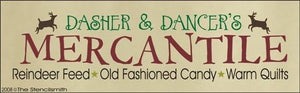 236 - Dasher & Dancer's Mercantile