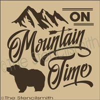 2610 - On Mountain Time