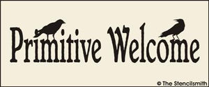 Primitive Welcome