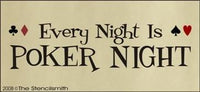279 - Every Night Is Poker Night