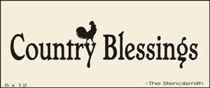 Country Blessings -  A