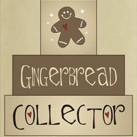 308 - Gingerbread Collector - block set