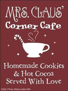 313 - Mrs. Claus' Corner Cafe
