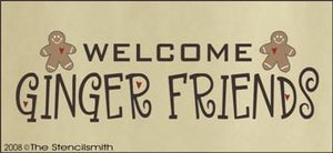 316 - Welcome Ginger Friends