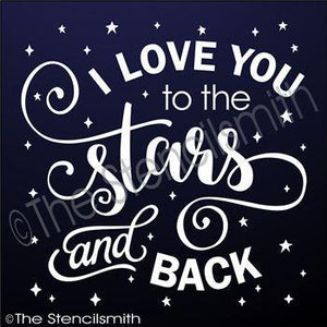 3240 - I love you to the stars and back
