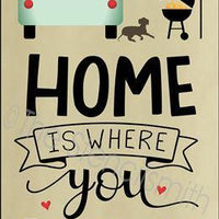 3282 - Home is where you park it