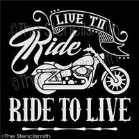 3324 - Live to Ride