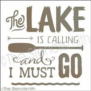 3400 - The LAKE is calling