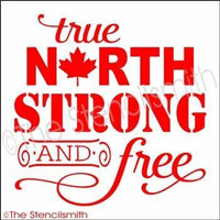 3451 - True North Strong and Free