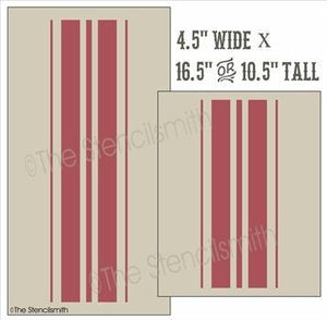3615 - grain sack stripes