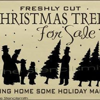 375 - Christmas Trees For Sale