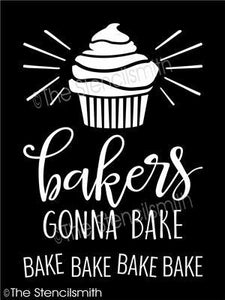 3837 - Bakers gonna bake