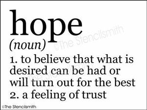 3915 - hope definition