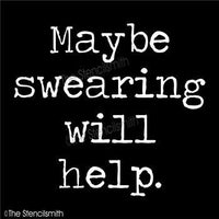 4104 - maybe swearing will help