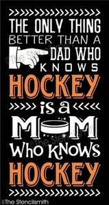 4247 - The only thing better ... MOM Hockey