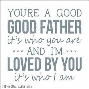 4249 - You're a good good Father