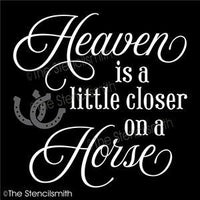 4304 - Heaven is a little closer