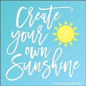 4307 - create your own sunshine