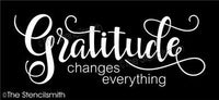 4325 - Gratitude changes everything