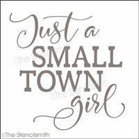 4359 - just a small town girl