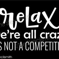 4368 - relax we're all crazy