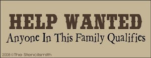 440 - Help Wanted ...Family Qualifies