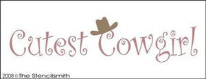 441 - Cutest Cowgirl