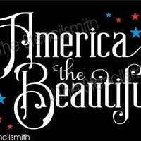 4426 - America the Beautiful