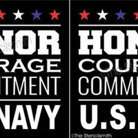4428 - Honor Courage Commitment
