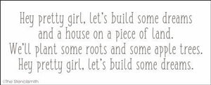 4475 - hey pretty girl let's build
