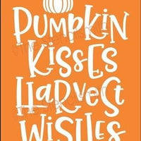 4479 - pumpkin kisses