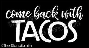4502 - come back with tacos