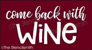 4504 - come back with wine