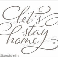 4508 - let's stay home