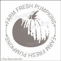 4516 - Farm Fresh Pumpkins
