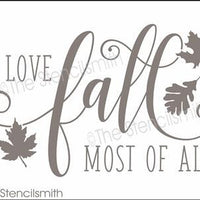4520 - I love fall most of all