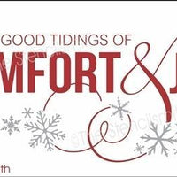 4525 - good tidings of comfort & joy
