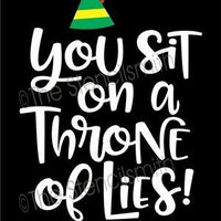 4526 - you sit on a throne of lies