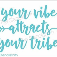 4536 - your vibe attracts your tribe