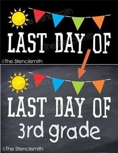 4554 - Last Day of School