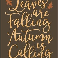4574 - leaves are falling