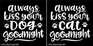 4604 - Always kiss your dog / cat